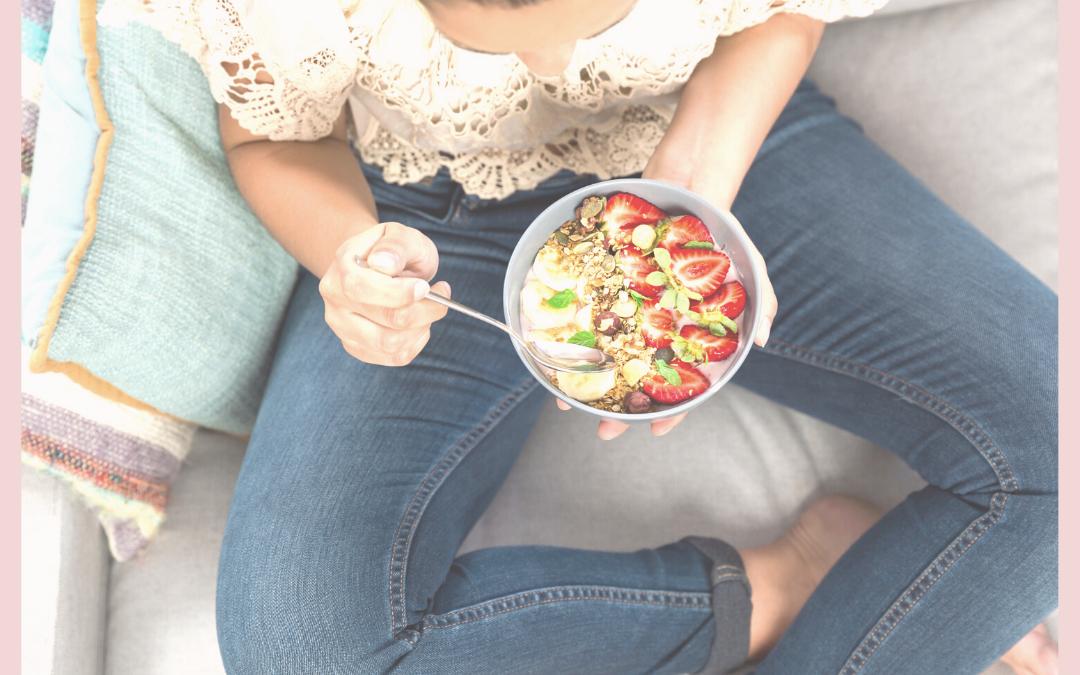Was hat deine Ernährung mit Rückenschmerzen zu tun??